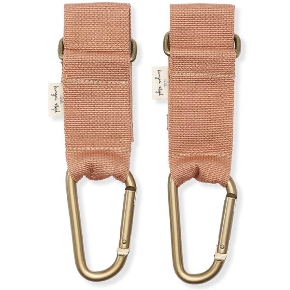 Konges sløjd stroller straps - Blush