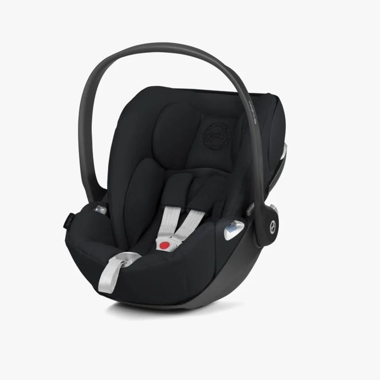 Cybex Cloud Z i-size - Deep Black