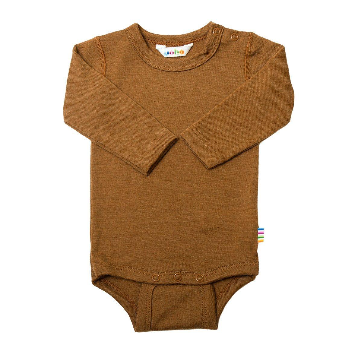 Body w/long sleeves Merino ull