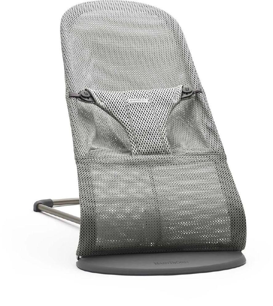 Babybjørn Vippestol BLISS, mesh - gray