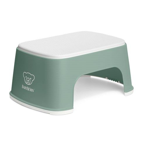 Babybjørn step stool - Deep Green
