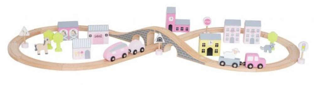 Car set - Pink