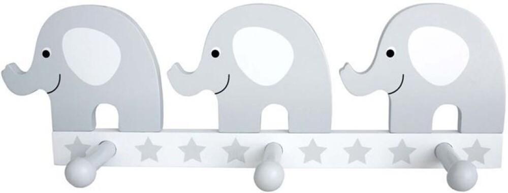 Elefant knaggrekke