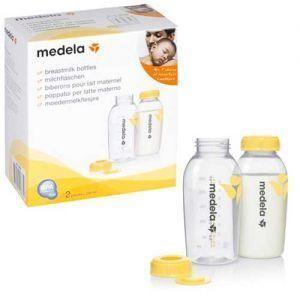 Medela Breastmilk bottles - 2pk