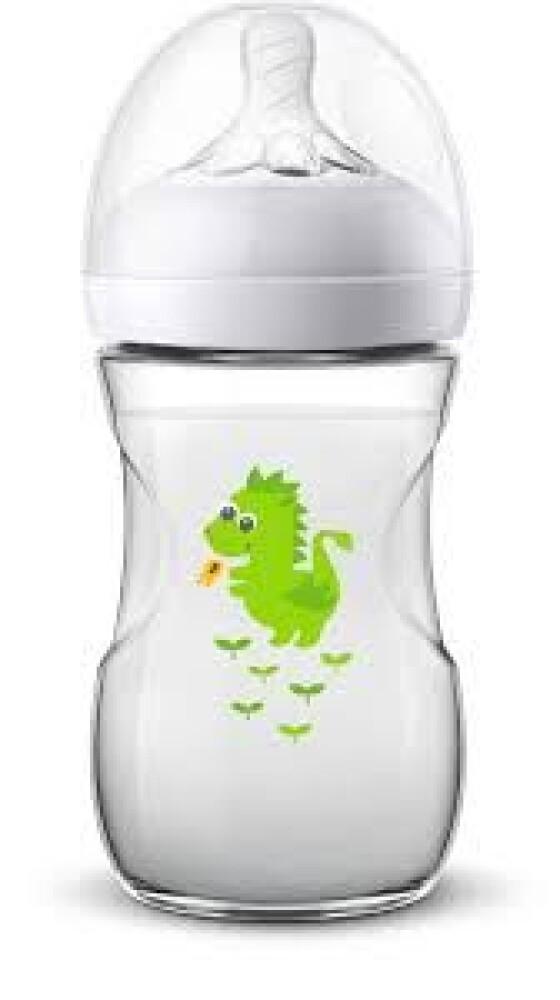 AVENT Natural 260 ml - dragon