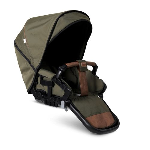 NXT sittedel FLAT - Outdoor Olive