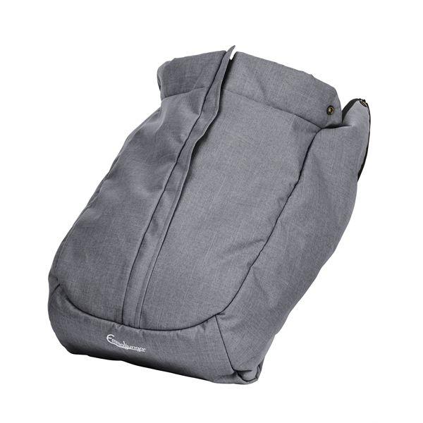 NXT fottrekk FLAT - Lounge Grey