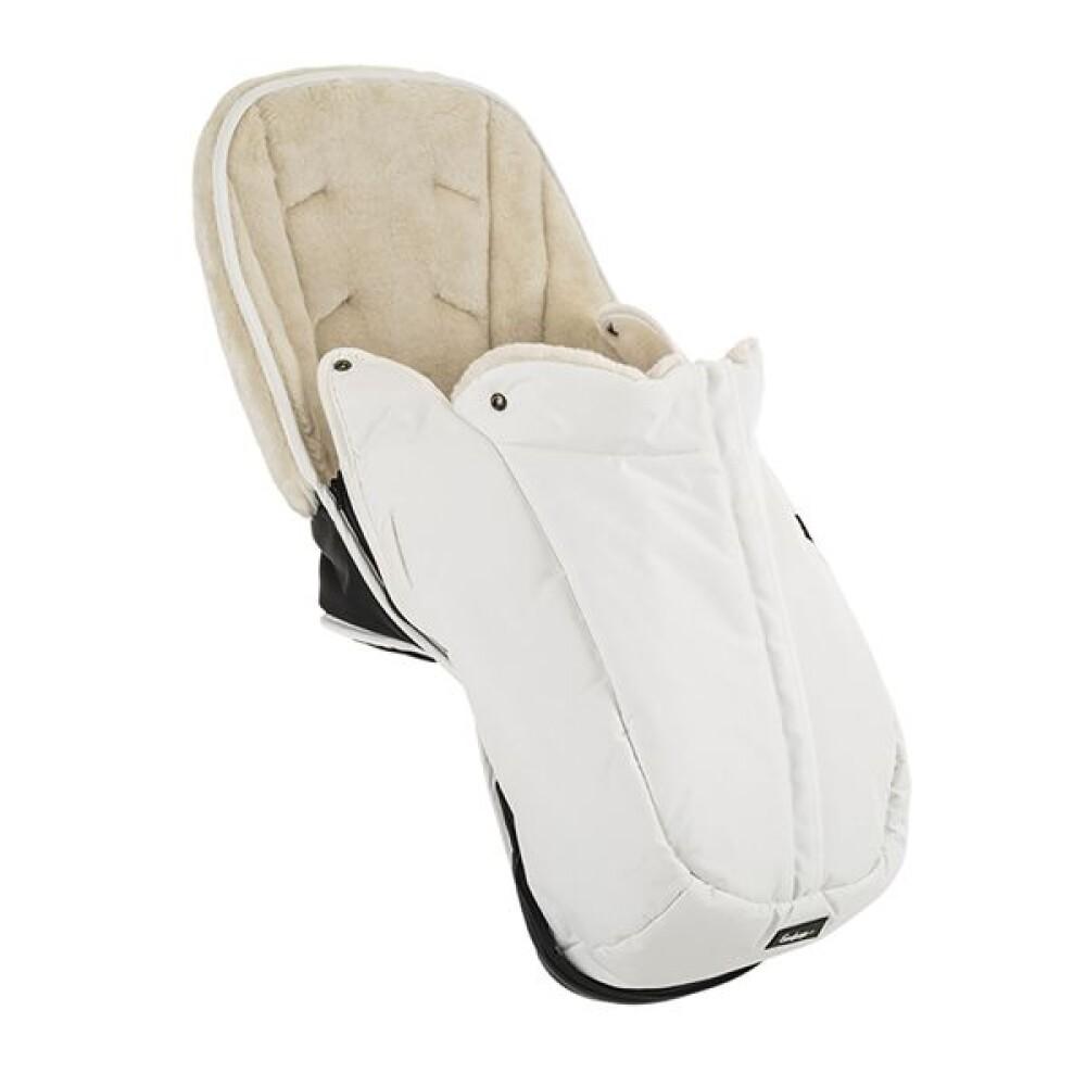 Winter seatliner - White Leatheret