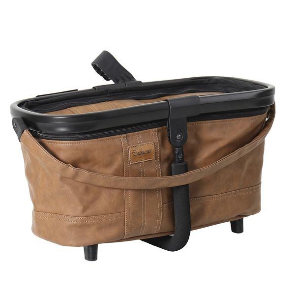 Sidebag - Melange Brown